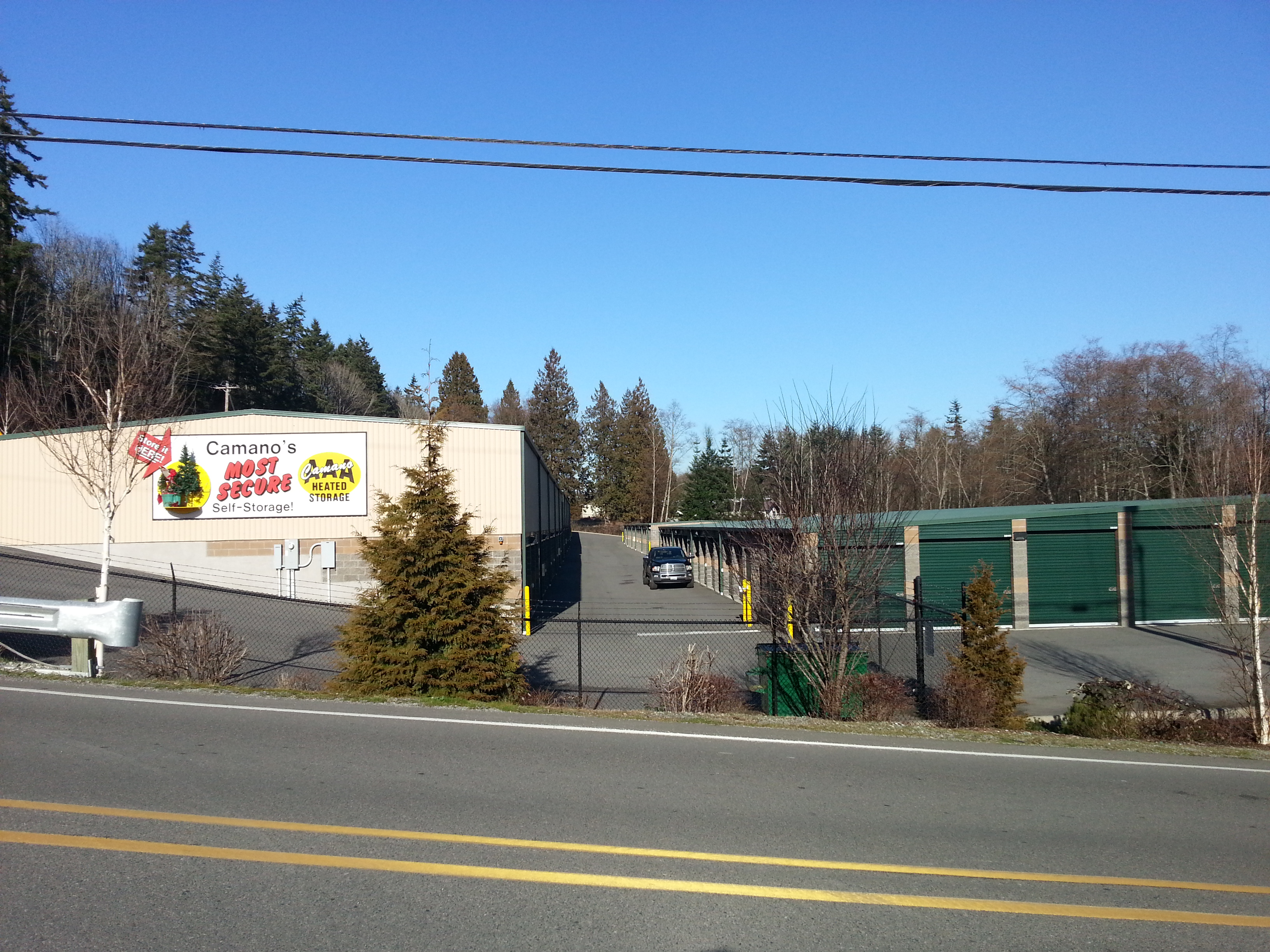 Camano Secure Self Storage